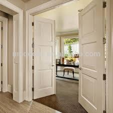 white interior 3 panel doors. Contemporary White 36u0027u0027 X 96u0027u0027 Uniqdoor Craftsman 3Panel Solid Wood Core Off To White Interior 3 Panel Doors S