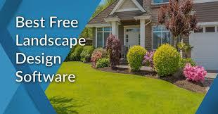 12 best free landscape design software