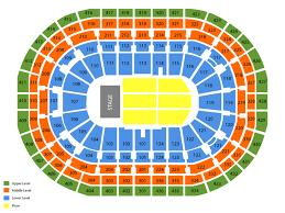 Detailed Seating Chart Bell Centre Montreal Concerts Simplyitickets