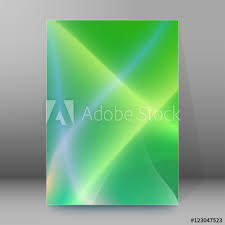 Brochure Cover Pages Background Report Brochure Cover Pages A4 Style Abstract Glow08