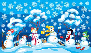 Wektory stockowe: zima dzieci, zdjęcia zimy, zimy - rysunki, obrazy,  ilustracje   Depositphotos