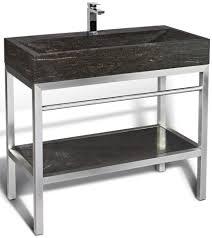 steel bathroom vanity. Unik Stone Vanity. « Steel Bathroom Vanity N