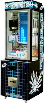 Stacker Vending Machine Custom Rent Stacker Skill Crane Machine Nyc Arcade Specialties Game Rentals