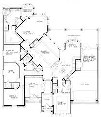 44 best dual master suites house plans images on pinterest 2 Story Open House Plans i never thought i would like a home but the more i look at this plan, the more i think it works! just need to change around dining room and mud room 2 story open floor house plans