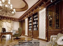 luxury office interior design. Luxury Classic Office Interior Design