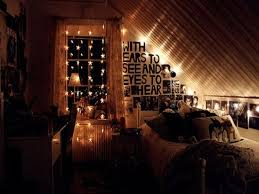 teenage bedroom lighting. Awesome Fairy Light Decor In Teen Bedroom Teenage Lighting N