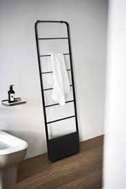 stylish modular wooden bathroom vanity. The Ladder / Small Width Tall Towel Rack Could Really Work In Our Bathroom - Just Need To Get Rid Of One Basket Stylish Modular Wooden Vanity M