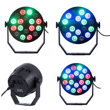 Rotating Disco Light Sound Activated Disco Lights Rotating Ball Lights18w Rgb Led