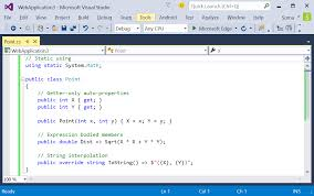 Visual Studio 2015 And Net 4 6 Available For Download