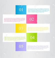 Infographic Website Template Modern Inforgraphic Template Can Be Used For Banners Website