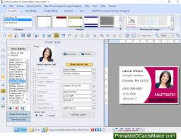Of Software Student Cards Multiple Id Create Number Maker Using