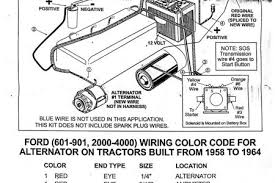 2600 ford tractor wiring diagram petaluma 2600 tractor wiring diagram ford naa 600 601 800 801 12 volt tractor