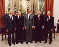 top ideas about george p bush george bush former us presidents in 1991 from left gerald ford richard nixon george