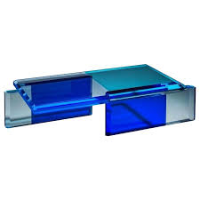 blue glass coffee table beautiful unique blue coffee table by art deco blue glass coffee table
