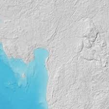 Map Baltic Sea Bathymetry Database V0 9 3
