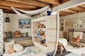 Children S Interior Design 54 Stylish Kids Bedroom Nursery Ideas Architectural Digest