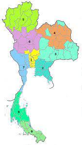รายการรหัสไปรษณีย์ไทย - Wikiwand