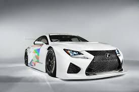 Lexus RC F GT3 Racer Debuts in Detroit, Will Race in U.S. by 2016