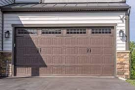 2021 cost to install a garage door