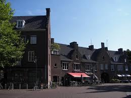 Wageningen Hoek Markt Hoogstraat Mapionet