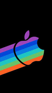apple iphone 7 wallpaper. iphone 7 wallpaper apple rainbow a