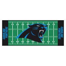 football field runner rug