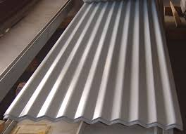 metal roof corrugated panel