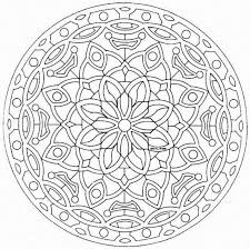 Small Picture Adults Kaleidoscope Coloring Pages Adultss