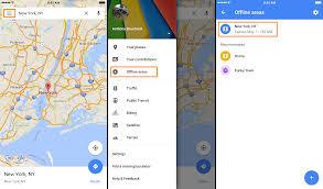 using google maps offline  how to use google maps offline