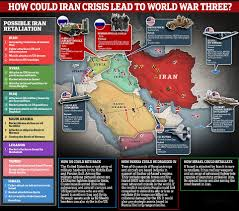 Could Iran-US crisis escalate and lead to World War Three ...