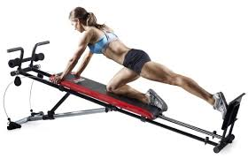 Weider Body Works Pro Chart Weider Ultimate Body Works Review Better Than Total Gym