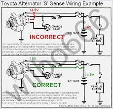 toyota alternator wiring wiring diagrams wiring diagram toyota alternator s sense wire example denso wiring toyota forklift alternator wiring diagram toyota alternator wiring