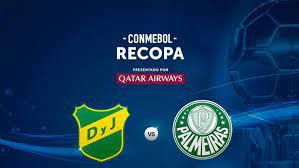 Defensa y Justícia x Palmeiras: Palpite da final da Recopa Sul-Americana  (07/04)