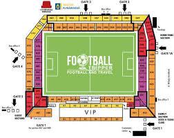 Generali Arena Guide Ac Sparta Prague Football Tripper