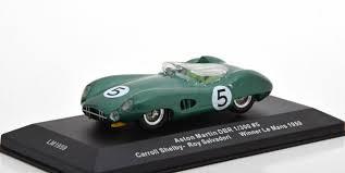 1 43 Ixo Le Mans Aston Martin Dbr1 Salvadori Shelby Günstig Kaufen Ebay