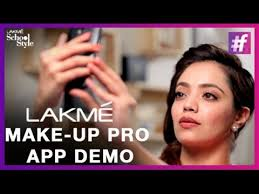 fashion tips let s try lakme make up pro app with navyata fame of style you