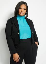 <b>Womens Plus Size Coats</b> and <b>Jackets</b>   Ashley Stewart