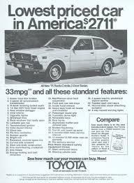 Toyota Corolla - Advertisement Gallery