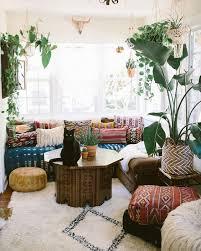 top 19 boho interior designs for living room