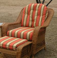 Popular of Wicker Chair Cushion with Chair Cushion Set Wicker