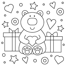 It's a coloring activity as well as a free printable valentine.view. 70 Free Printable Valentine Cards For 2021