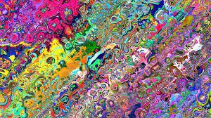 Trippy Alien Wallpapers on WallpaperDog