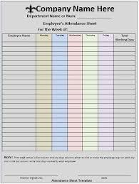 Meeting Attendance Sheet Template Meeting Attendance Sheet Stationary Templates Attendance Sheet