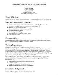 General Career Objective Resume Objectives Resume Innovation Ideas Objective General Career In A 4