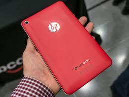 Hewlett-Packard unveils the HP Slate 7 ...