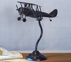 airplane task lamp kids lamp