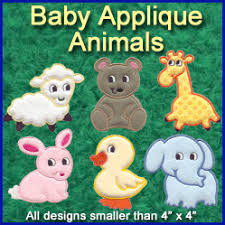 Machine Embroidery Designs at Embroidery Library! - Animals ... & Machine Embroidery Designs at Embroidery Library! - Animals (Applique) · Baby  Quilt PatternsApplique ... Adamdwight.com