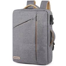 TUGUAN Multi-Functional <b>Anti</b>-<b>Theft Business Laptop</b> Backpack for ...