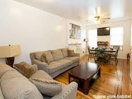 Nyc Bedroom New York Accommodation 4 Bedroom Duplex Apartment Rental In Park