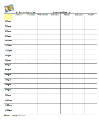 time management log 24 time log samples